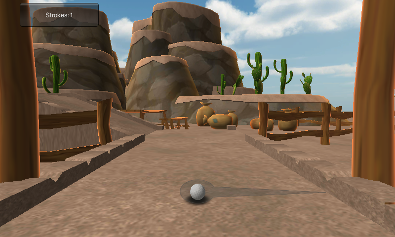 Amazon Com Cartoon Desert Mini Golf 3d Appstore For Android