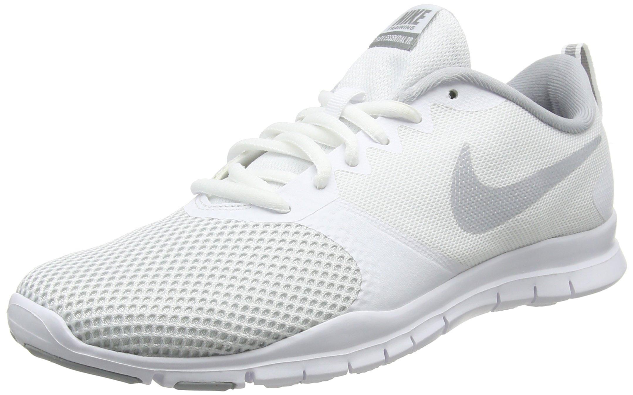 Galleon Nike Women's Flex Essential Training Shoe, White
