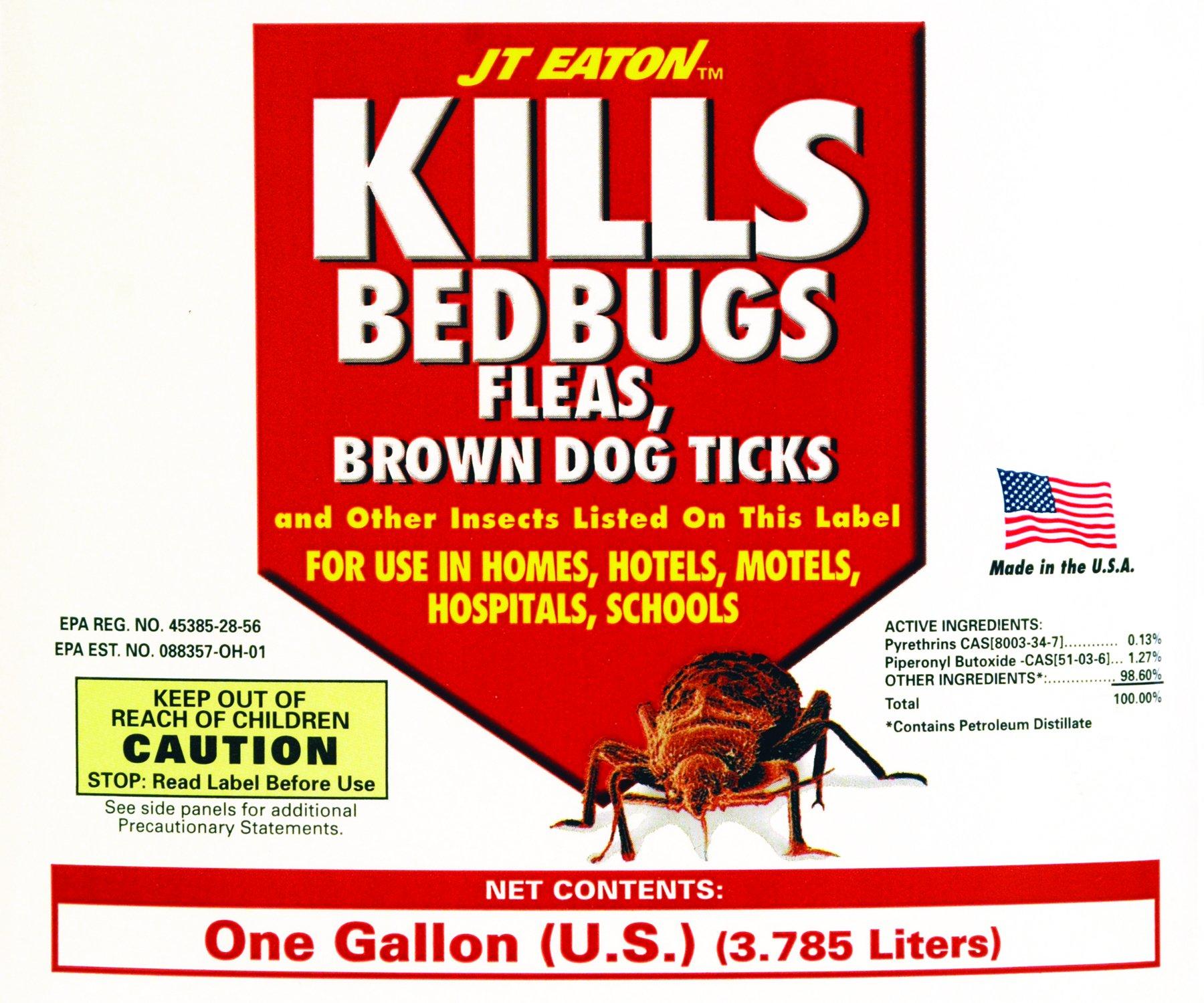 Jt Eaton 1gl Oilbase 204 O1g Kills Oil Based Bedbug Spray