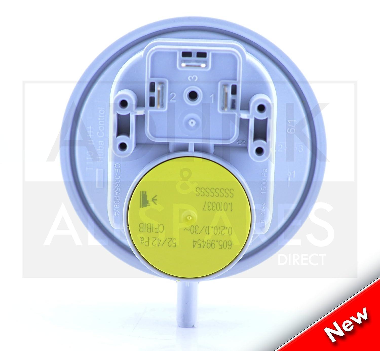 Sime Ecomfort 25he Plus Boiler Air Pressure Switch 6225707 Amazon Wiring Diagram Diy Tools