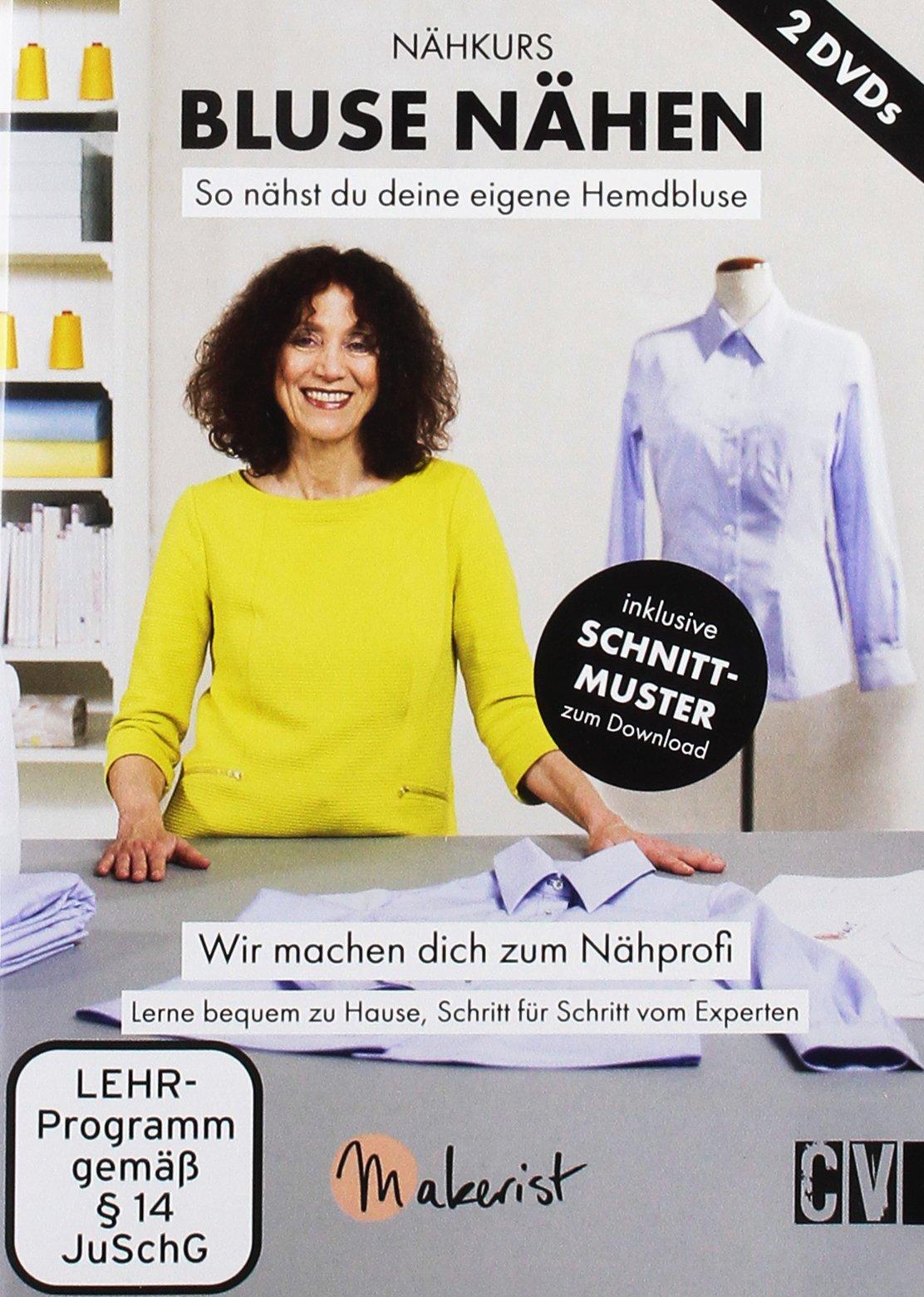 Makerist DVD Bluse nähen: Amazon.de: Bücher