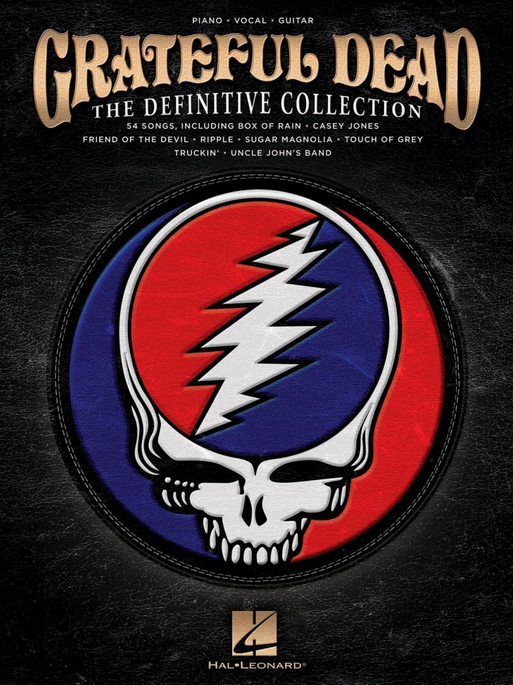 Hal Leonard Grateful Dead The Definitive Collection Pianovocal
