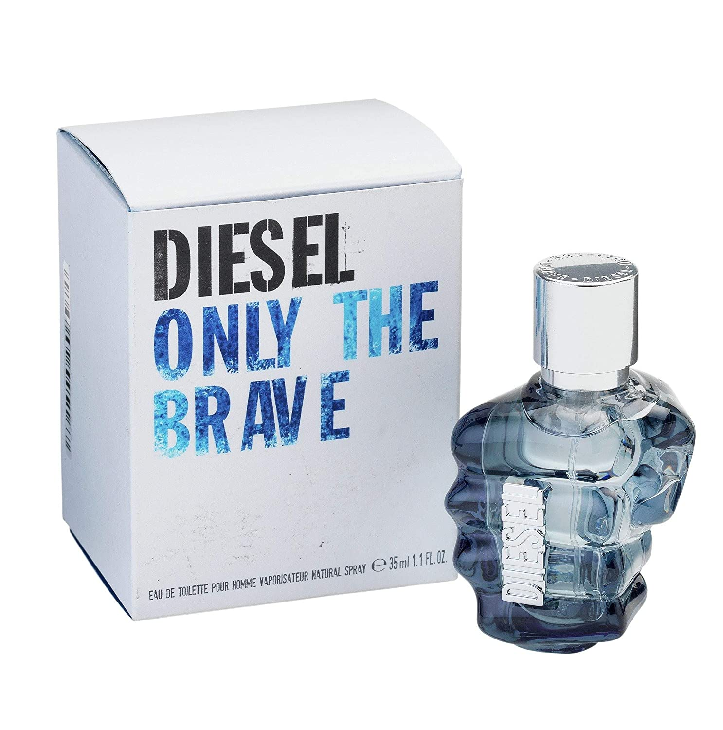 Amazoncom Diesel Only The Brave Tattoo Eau De Toilette 12oz