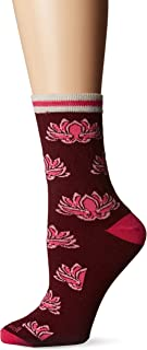 product image for Sockwell Women's Lotus Low Profile Crew Socks