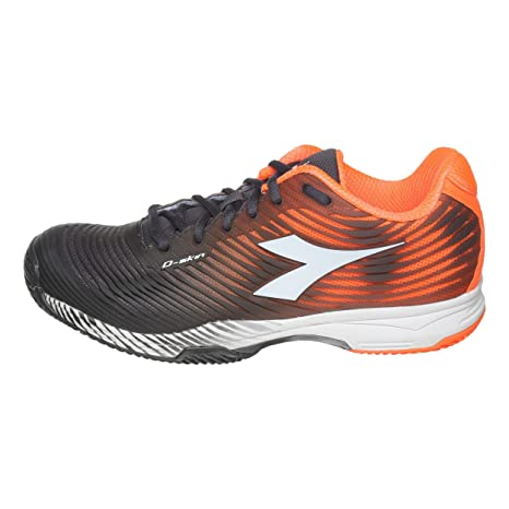 Diadora Competition 4 Clay, Scarpe da tennis, C2542 ARANCIO