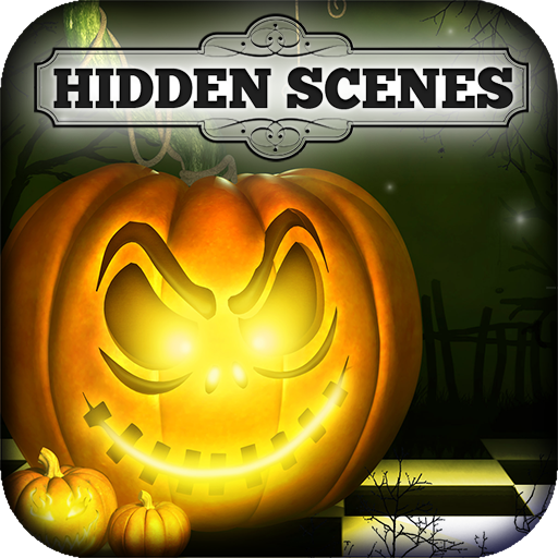 Hidden Scenes - Halloween -