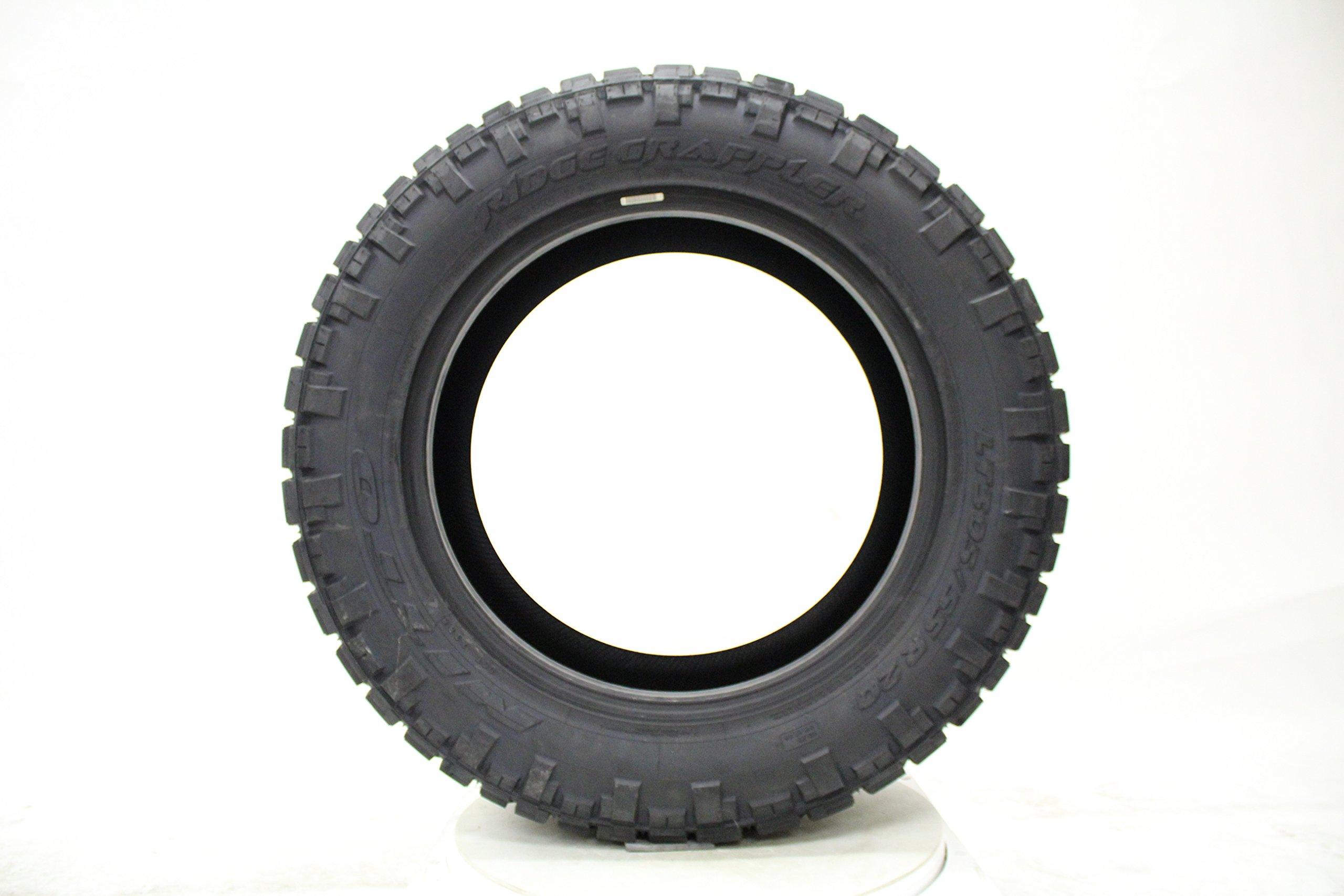 Nitto Ridge Grappler all_ Season Radial Tire-LT295/70R18 129E
