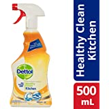Dettol Healthy Clean Kitchen Spray Anti-Bacterial, 500ml
