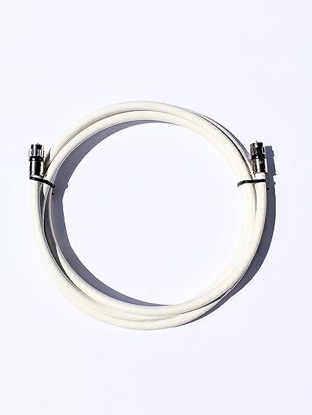 Cable coaxial digital para interiores y exteriores, montado ...