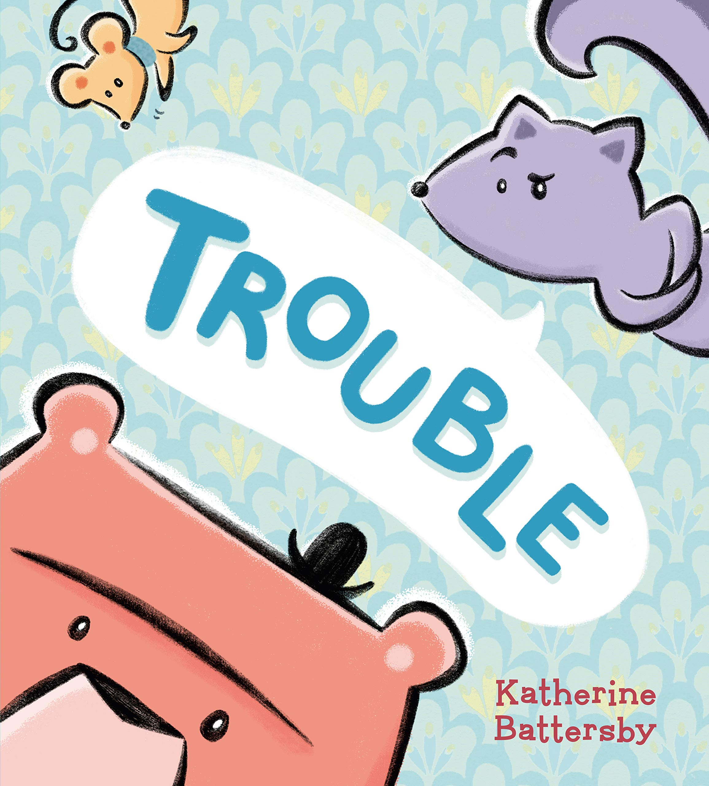 Trouble: Battersby, Katherine: 9780593114049: Amazon.com: Books