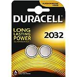Duracell 75072668, Pila Speciale per Apparecchi Elettronici, 2032 Grande Blister  (2 Pezzi)