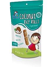Little Quacker Original Flavour Coconut Rice Rolla 40g