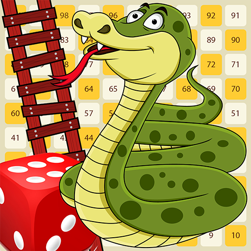 Snakes and Ladders - Games Board Online