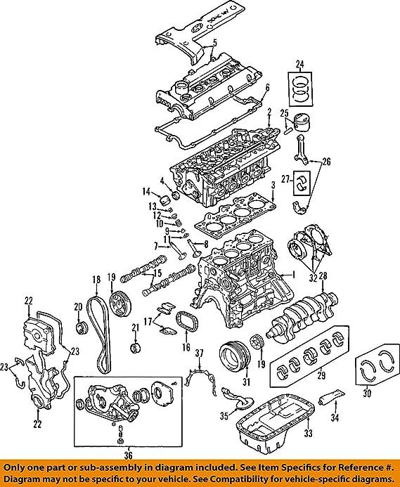 Amazon Com Hyundai 22224 23500 Engine Valve Stem Oil Seal Automotive