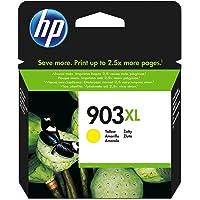 HP 903xl High Yield Ink Cartridge, Yellow - T6M11AE