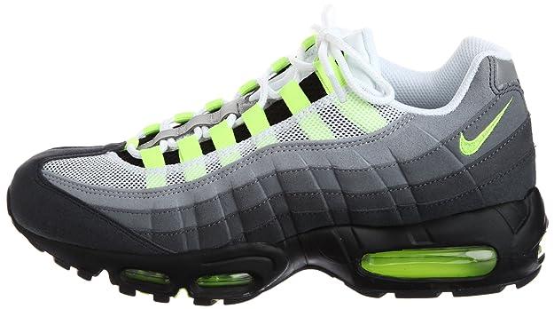 Amazon.com   NIKE Air Max 95 OG Neon (554970-174) mens Shoes   Road Running
