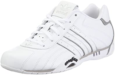 Adi Baskets Adidas Weiss Basses Homme Originals Blanc Low Racer 5IqIP