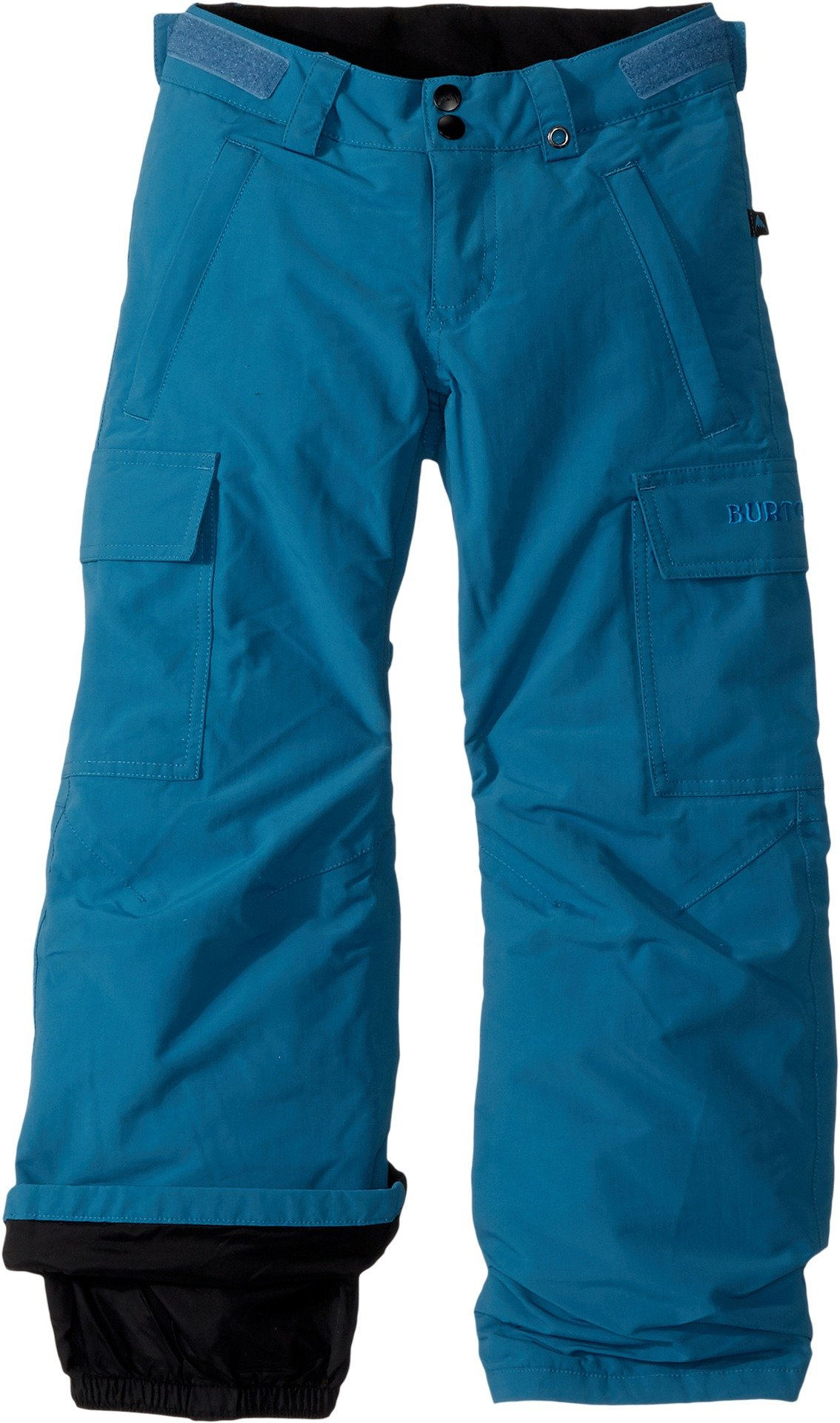 Burton Boys Exile Cargo Pants, Mountaineers, X-Small
