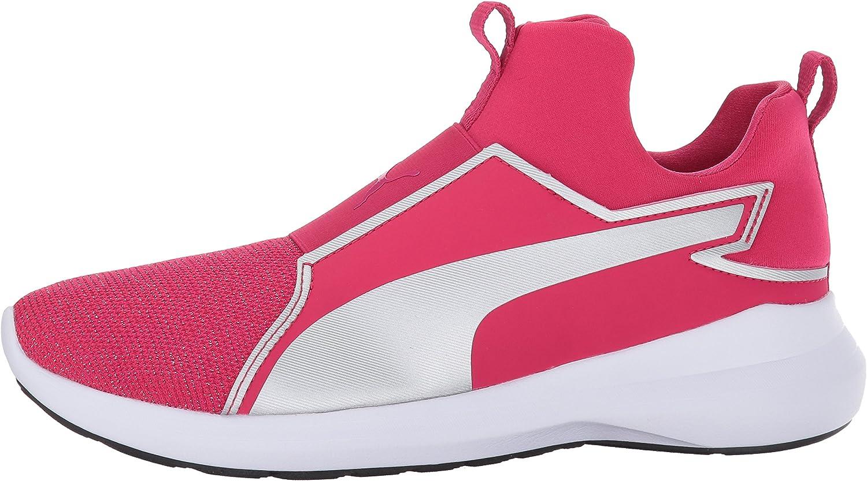 PUMA Rebel Mid Gleam Kids Sneaker