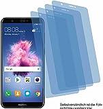 4x ANTIREFLEX matt Schutzfolie für Huawei P Smart Displayschutzfolie Bildschirmschutzfolie Schutzhülle Displayschutz Displayfolie Folie