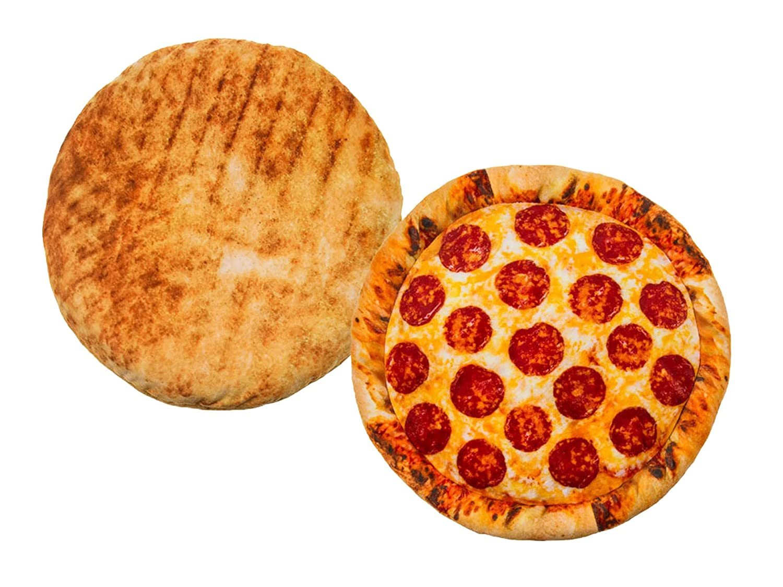 Bada Bing Pizza Kissen ca.29 cm Familienpizza Salamipizza ...