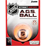 Franklin AGS High Density 12217 - Street Hockey, Palla, colore: Arancione