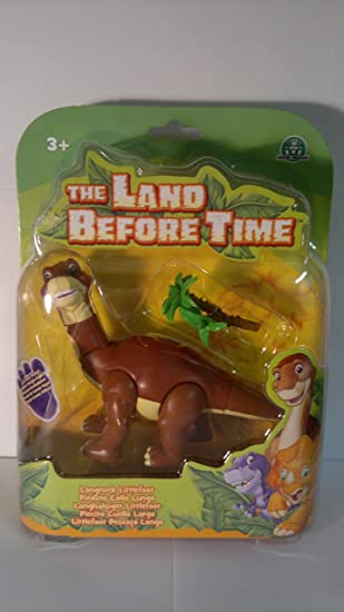 The Land Before Time Dinosaur Longneck Littlefoot: Amazon.co.uk ...