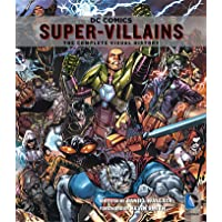 Image for DC Comics: Super-Villains: The Complete Visual History