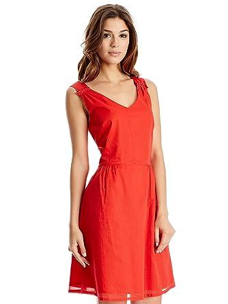 Skunk Funk Damen Kleid Rot rot 36