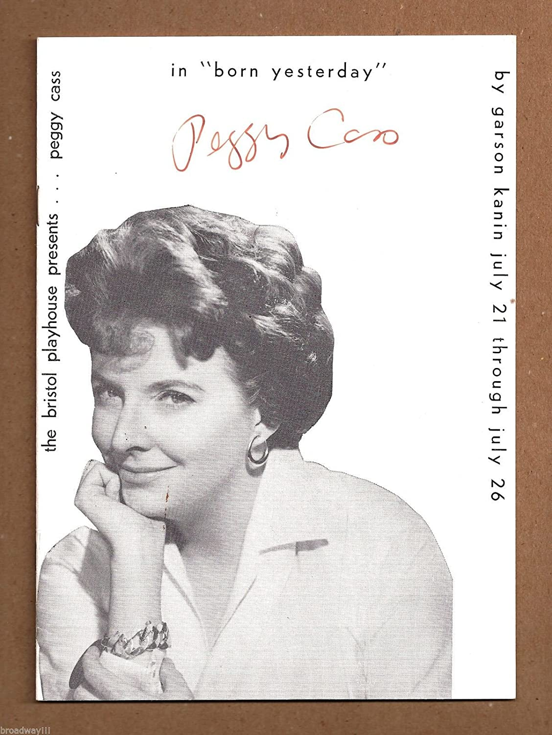 Watch Peggy Cass video