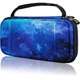 Fintie Carry Case for Nintendo Switch Lite 2019 - [Shockproof] Hard Shell Protective Cover Bag with 15 Game Card/2 Micro…