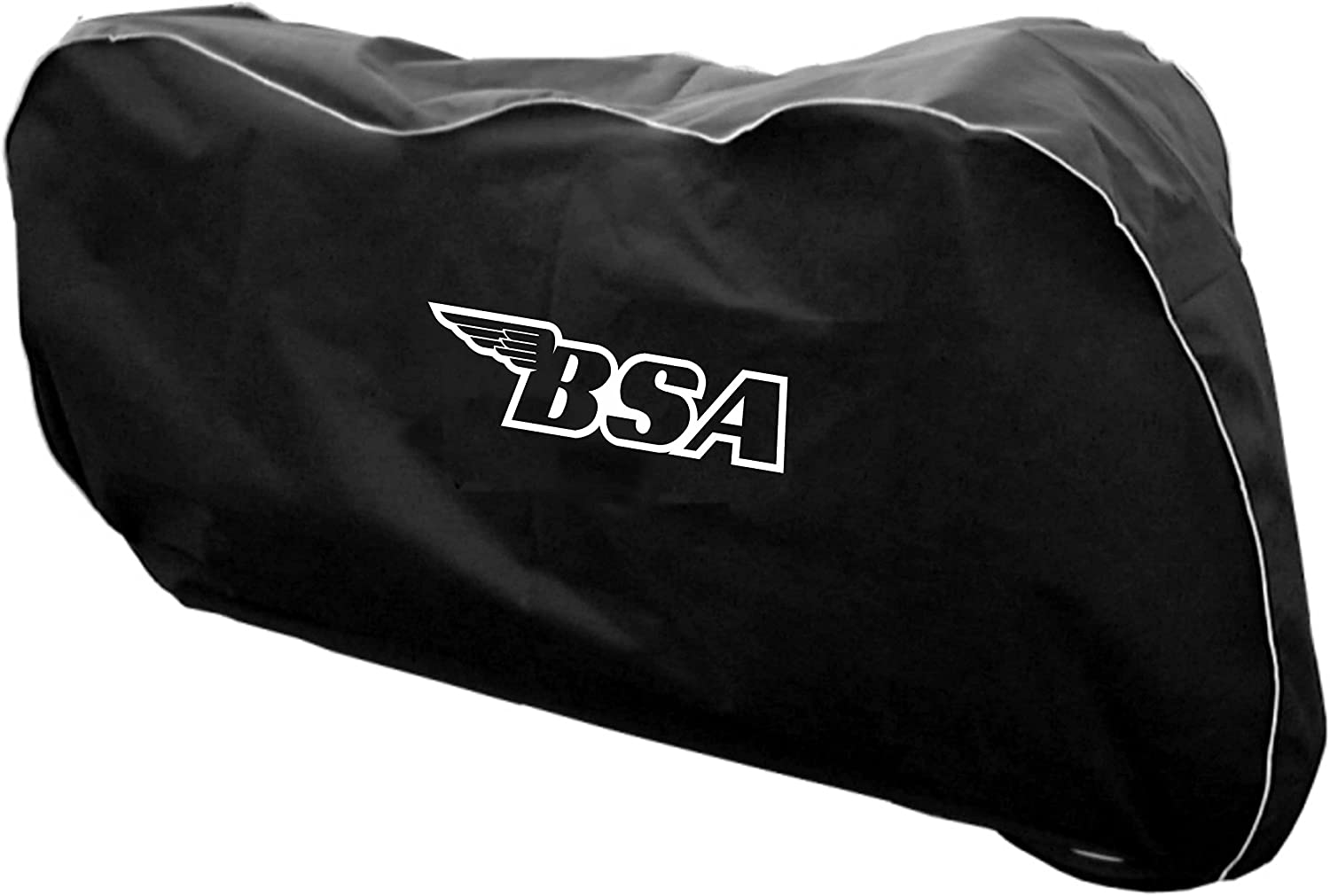 BSA A10 Motorcycle Cover Breathable Water Resistant Motorbike