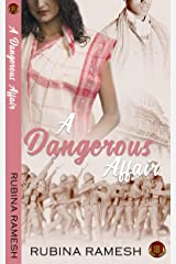 A Dangerous Affair - A British Raj Romance Kindle Edition