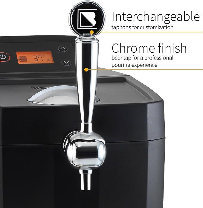 Completo sistema BrewArt BrewFlo n/a negro: Amazon.es: Hogar