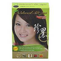 Natural Mi Ya Hair Color, Extracted Ginseng,Henna Hair Dye Colorants For Herbal...