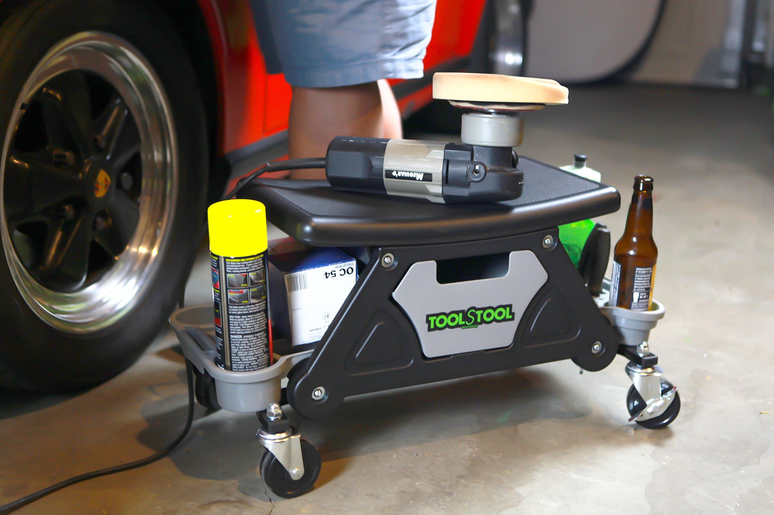 Boomerang ToolStool Roller-Seat Shop-Cart by Boomerang (Image #7)