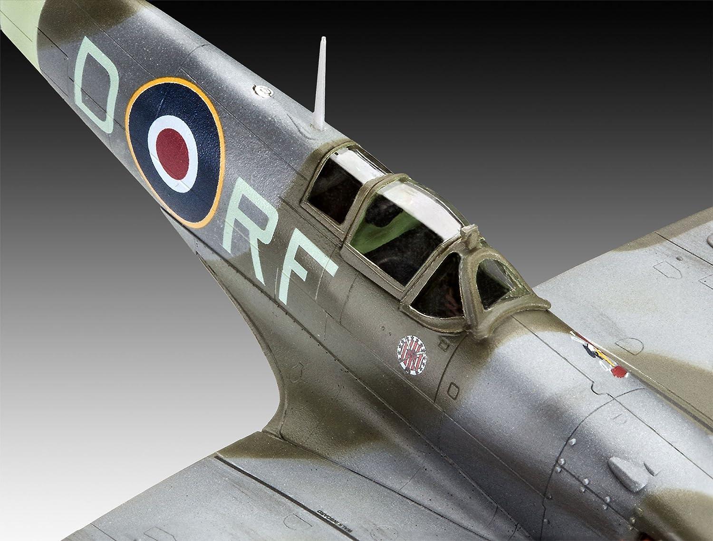 Revell 03897 Supermarine Spitfire Mk.Vb 1:72 Scale Multi Colour