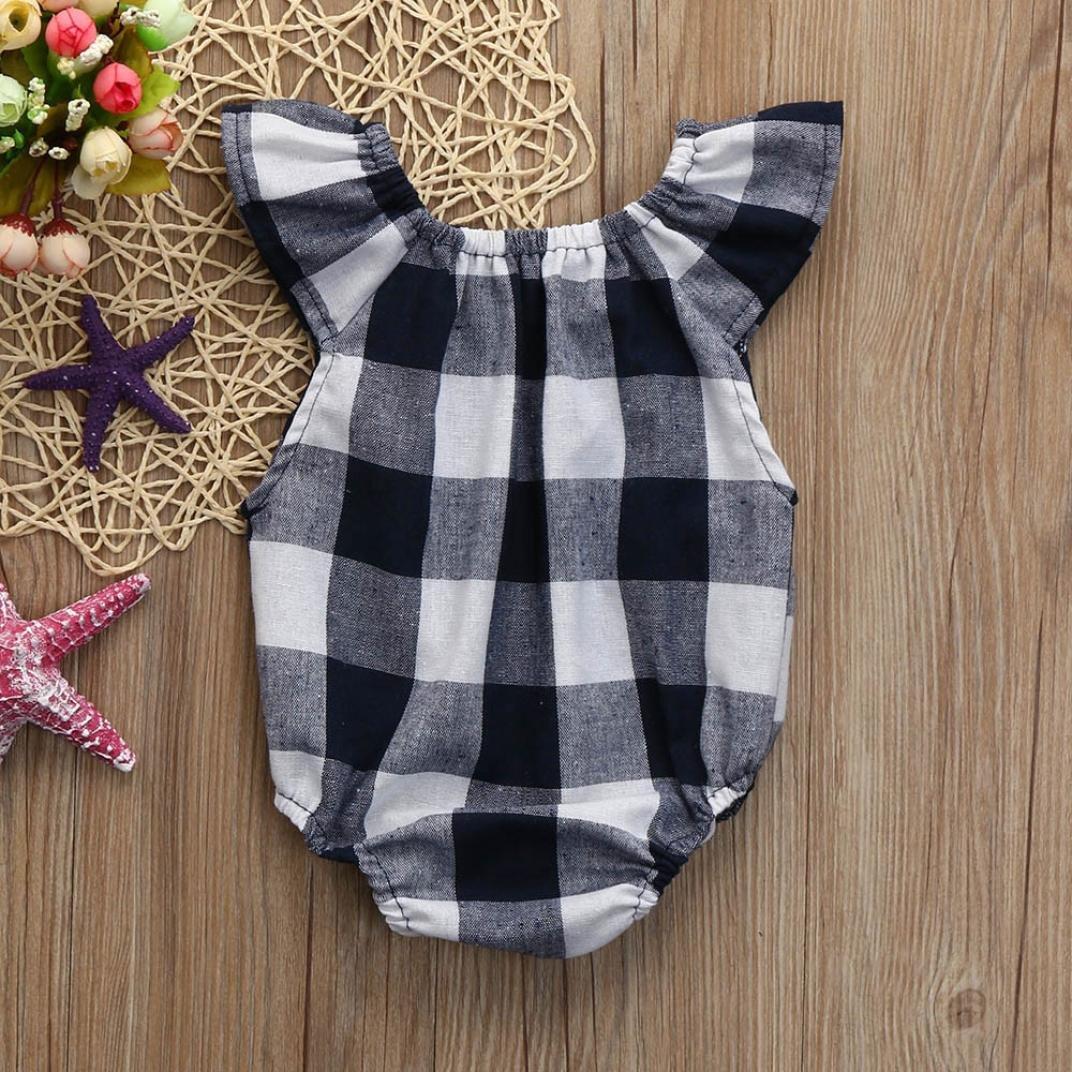 Mameluco Bebé, Amlaiworld Recién nacidos niños niñas bebés ropa sin ...