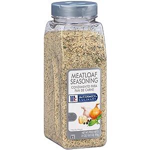McCormick Culinary Meatloaf Seasoning, 21 oz
