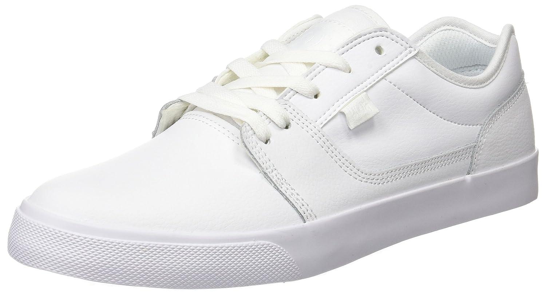 DC TONIK Unisex-Erwachsene Sneakers  40.5 EU|Wei? (Pristine/Angora Xwww)