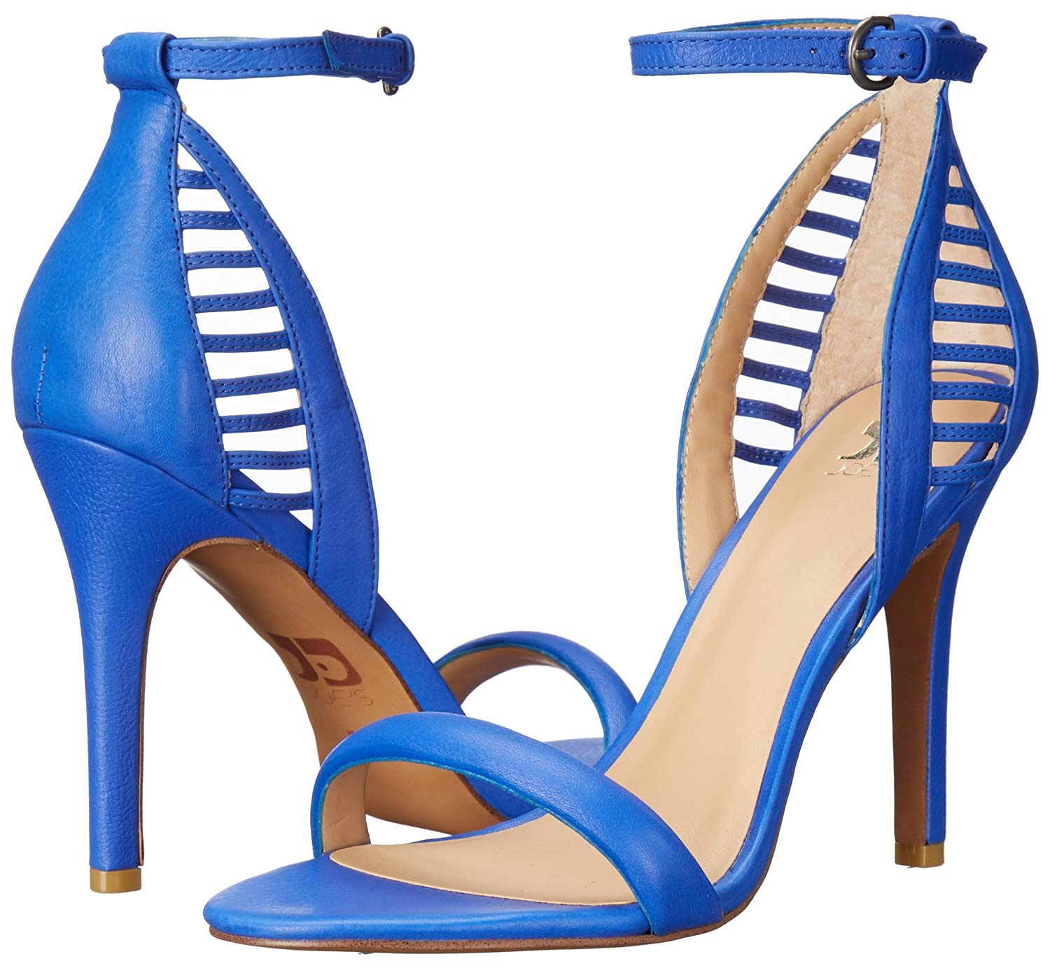 77c4897ce65 Joe s Jeans Women s Virgil Royal Blue Sandal  Buy Online at Low Prices in  India - Amazon.in