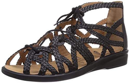 Sonnica-e Hs, Womens Gladiator Sandals Ganter