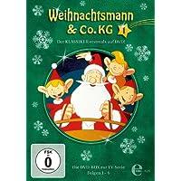 Weihnachtsmann & Co.KG - DVD-Box 1 (Folgen 1-6) [2 DVDs]