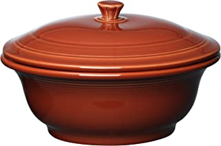 product image for Fiesta Covered Casserole, 70-Ounce, Paprika