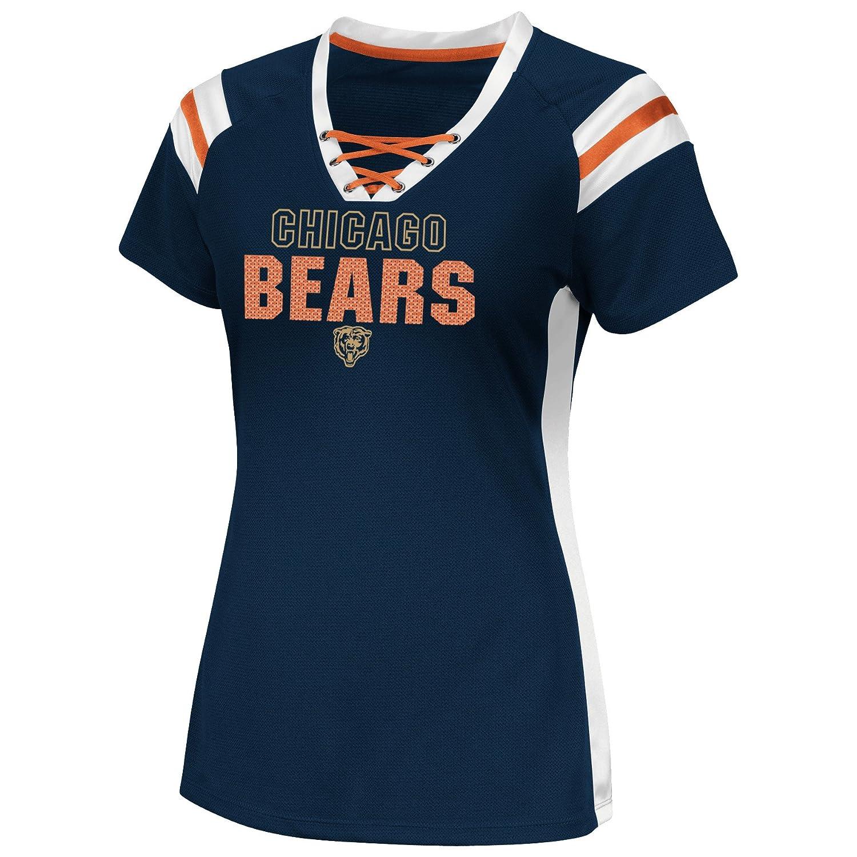 ... amazon edc03 12ede Amazon.com NFL Chicago Bears Womens Draft Me VI  Jersey 666c9db79