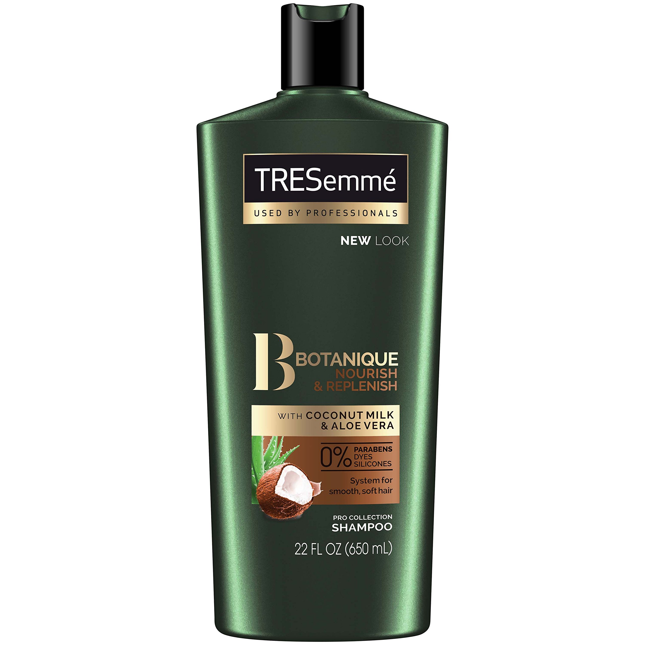 Tresemme Nourish & Replenish Botanique Shampoo, 22 Fl Oz (Pack of 4) by TRESemmé