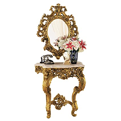 Amazon Com Design Toscano Madame Antoinette Complete Set Of Salon