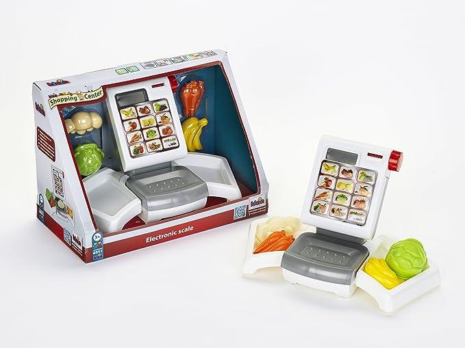 Kleinkindspielzeug Theo Klein 9311 Waage mit elektronischer Displayanzeige Spiel