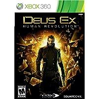Deus Ex Human Revolution - Xbox 360 Standard Edition