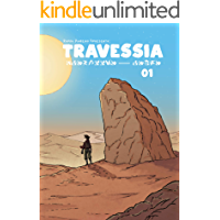 Travessia: Volume 1 (Os Tomos de Tessa) (Portuguese Edition) book cover